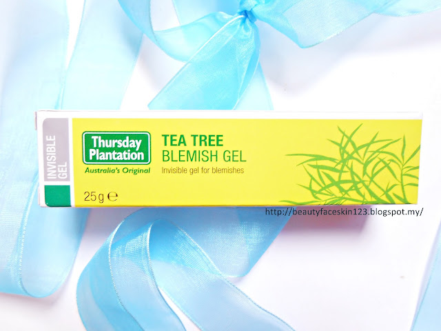 THURSDAY PLANTATION TEA TREE BLEMISH GEL