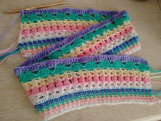 foto colcha crochet
