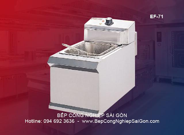 Bếp chiên nhúng đơn EF - 71
