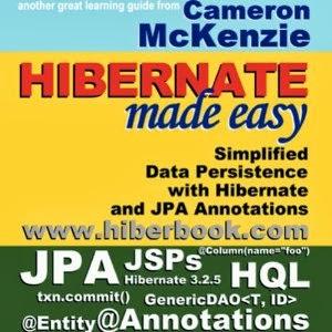 Beginners Hibernate Book