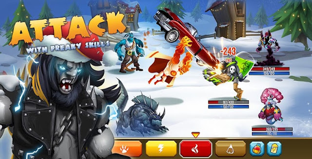 Monster Legends Mod Apk Android