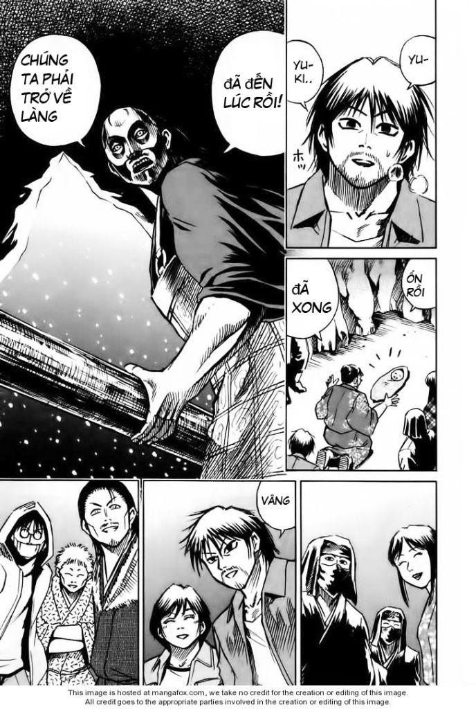 Higanjima chapter 82 trang 13