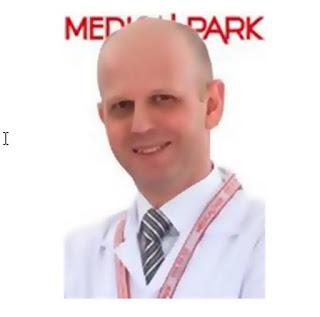 Dr. Fatih Osman KURTULUS CV urolog Medical Park