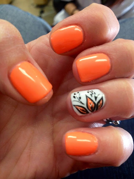 latest and nail art ideas design