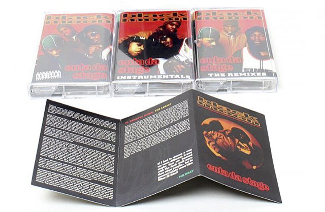 Black Moon Enta Da Stage Fat Beats Box Set