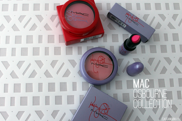 MAC COSMETICS // Osbourne Collection - cassandramyee