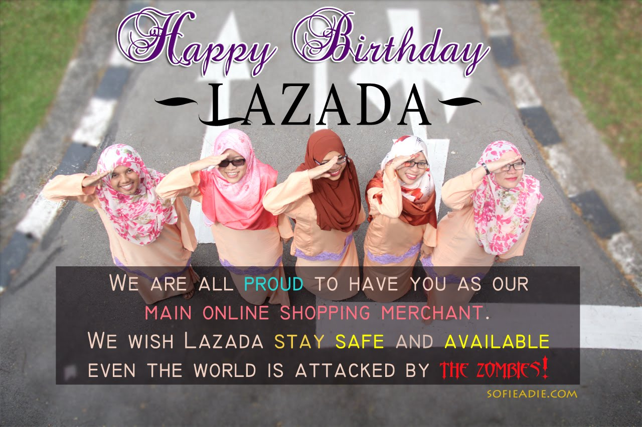 lazada, wish, birthday