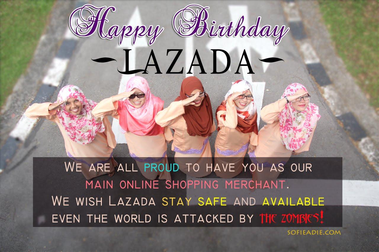 lazada, wish, birthday