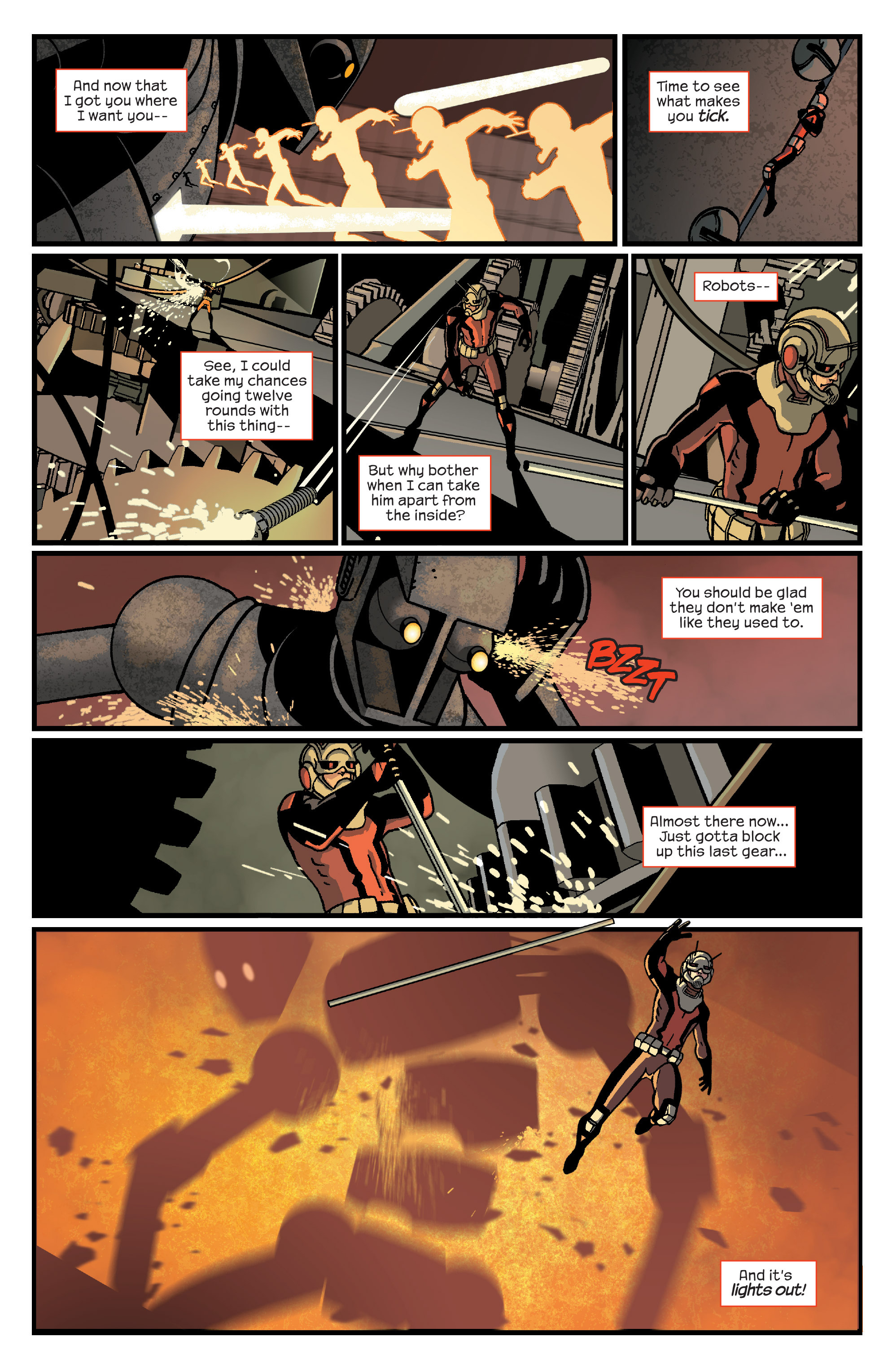 Read online Ant-Man comic -  Issue #2 - 14
