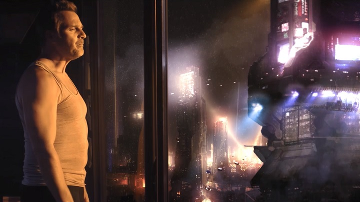 Virtual Revolution, Виртуальная революция, фантастический боевик, научная фантастика, фильм