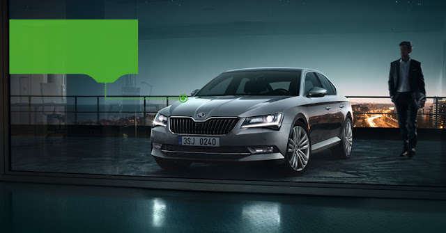 Video prova Skoda Superb Combi Station Wagon