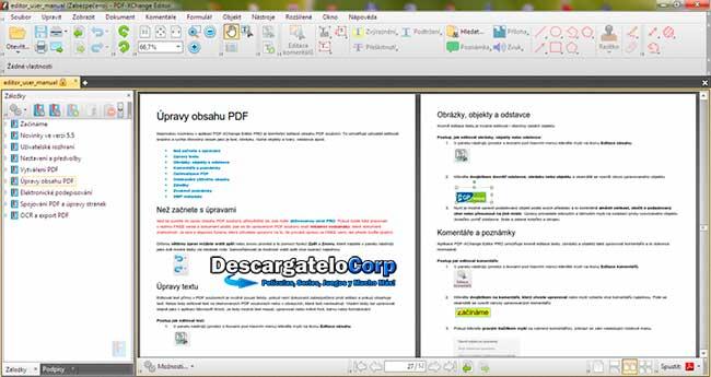 PDF-XChange Editor Plus 6 Editor y Visor PDF