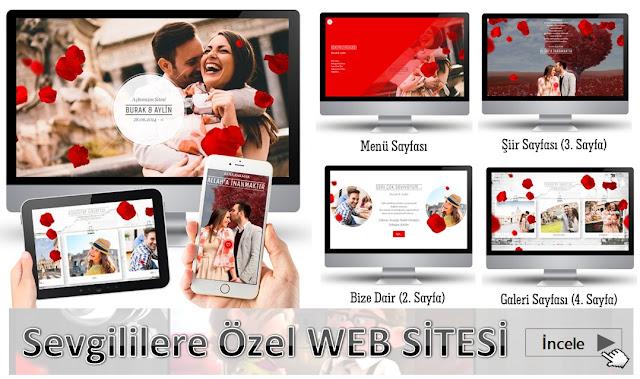 sevgiliye web sitesi
