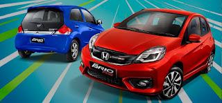 harga Honda Brio terbaru 5 Mobil City Car, Paling Laris di Tahun 2017