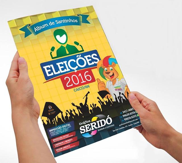 Resultado de imagem para santinhos caicó 2016