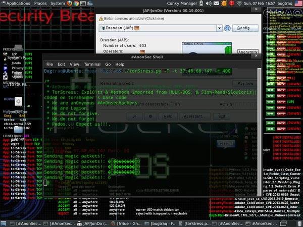 Tor Botnet Github