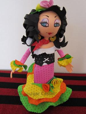 Muñeca de Carmen