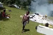 Siapa Perekam Video Aksi Pembakaran Surat Suara di Papua.
