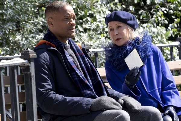 Will Smith-Helen Mirren- Collateral Beauty