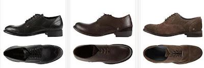 Zapatos de piel Diesel estilo City