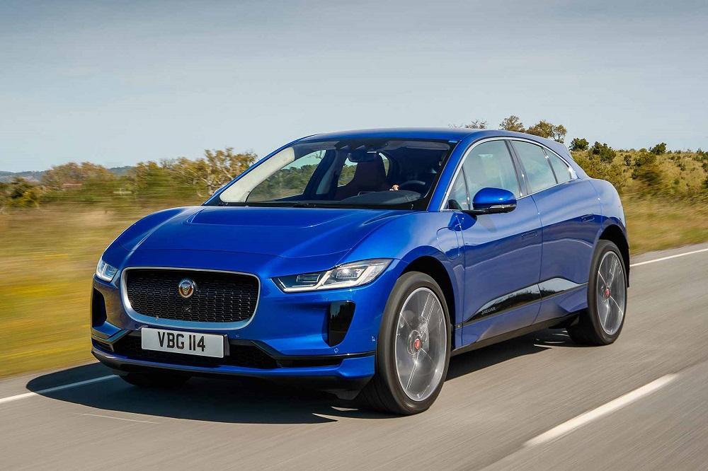 """Jaguar I-Pace nhận giải """"Xe của năm"""" tại Châu Âu"""