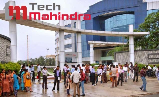 Tech Mahindra Mega Walk-In Drive for Freshers