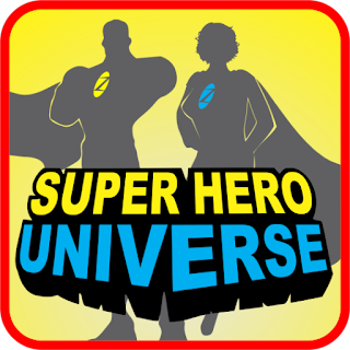 Game Android Superhero Universe Best Trivia Superhero