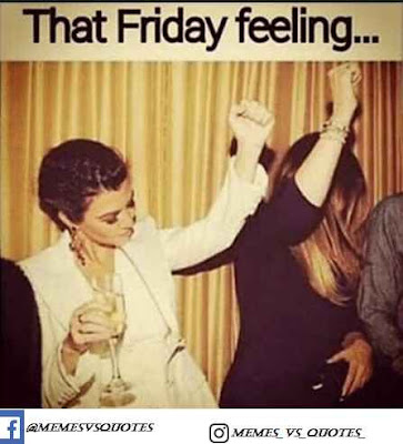 That friday feeling