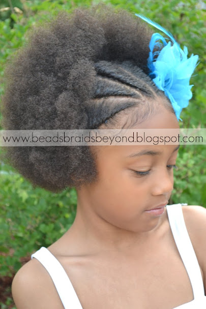Beads Braids And Beyond Flat Twists Into Afro