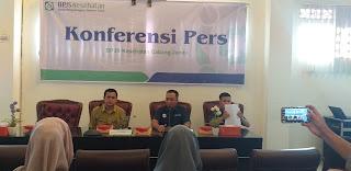 BPJS Kesehatan Kota Jambi Gelar Jumpa Pers Terhadap Rumah Sakit Status Akreditasi.