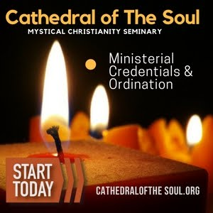 Get Ordained On Mystical Christianity