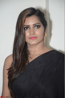 Pavani Reddy in Black Saree Sleeveless Choli ~  Exclusive 32.JPG