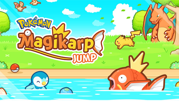 Pokemon Magikarp Jump MOD APK Unlimited Coins Diamonds Free Download