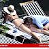 Maria Sharapova deja que su novio mime sus nalgas