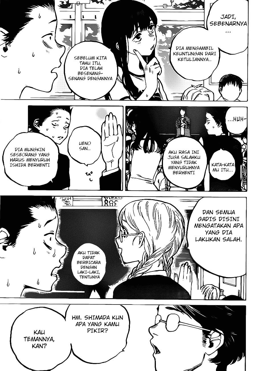 Koe no Katachi Chapter 03-11