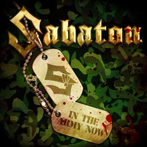"""SABATON: Νέο ψηφιακό single με την διασκευή τους στο """"In The Army Now"""""""