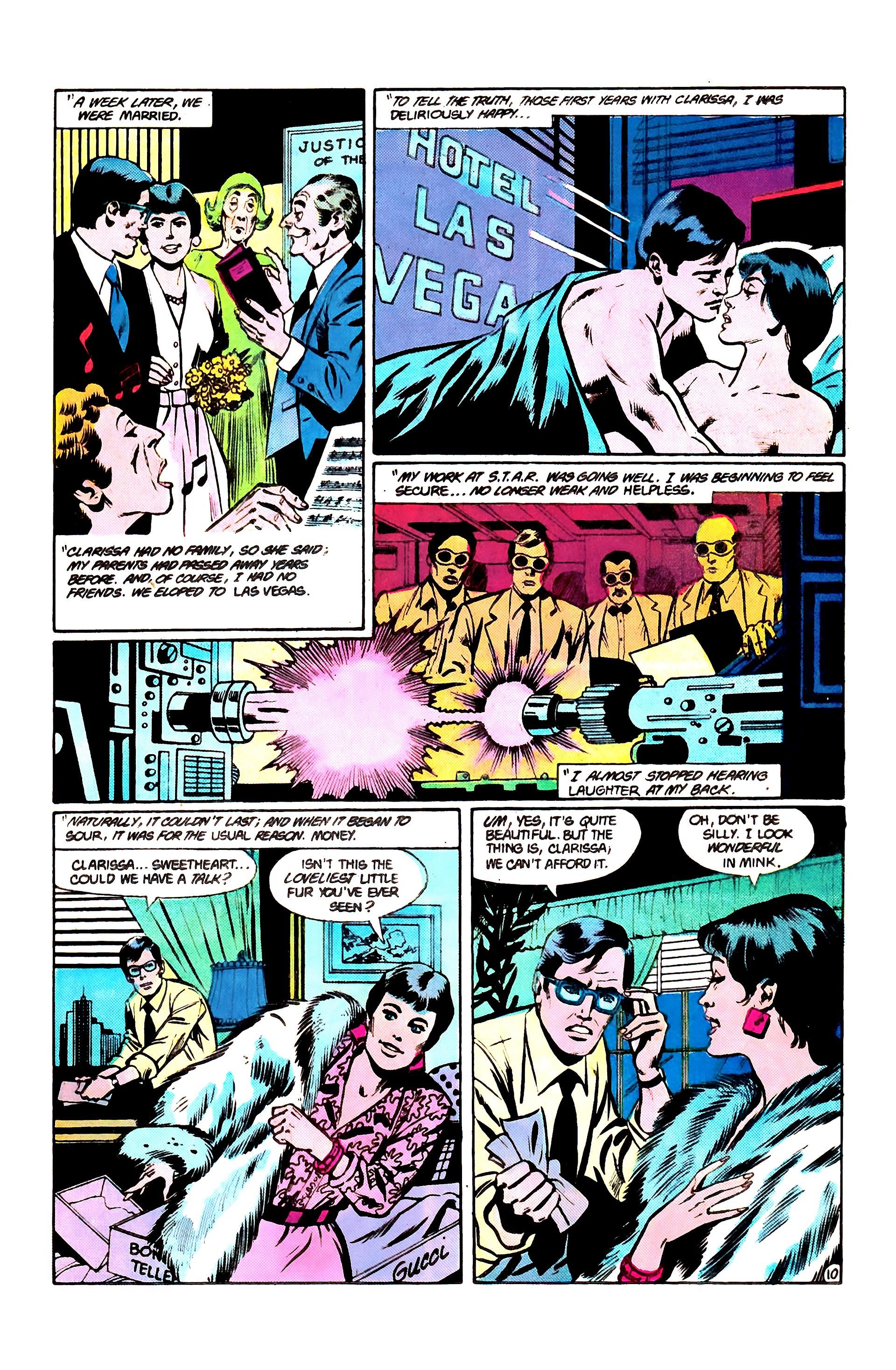 Read online Secret Origins (1986) comic -  Issue #4 - 16