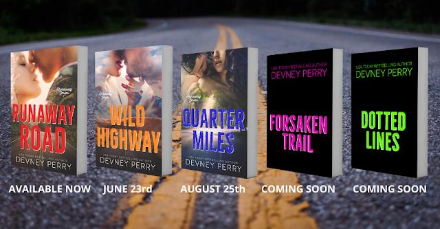 Ruaway Series by Devney Perry
