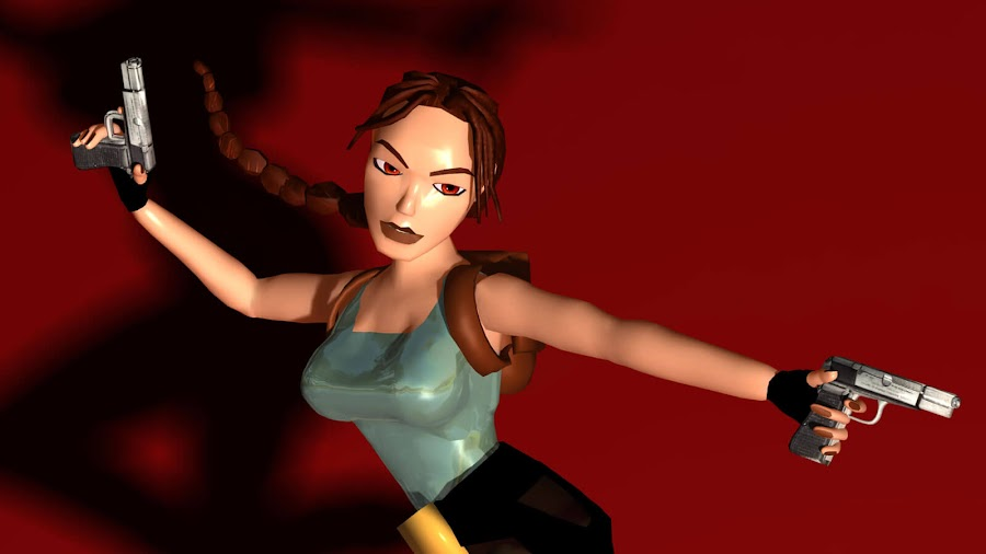 lara croft tomb raider square enix
