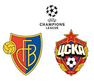 Basel vs CSKA Moscow match highlights