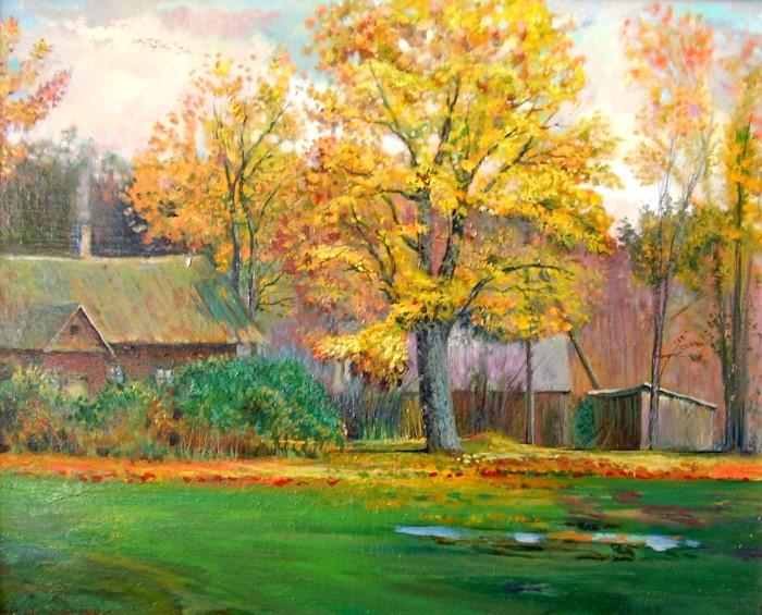 Литовский художник