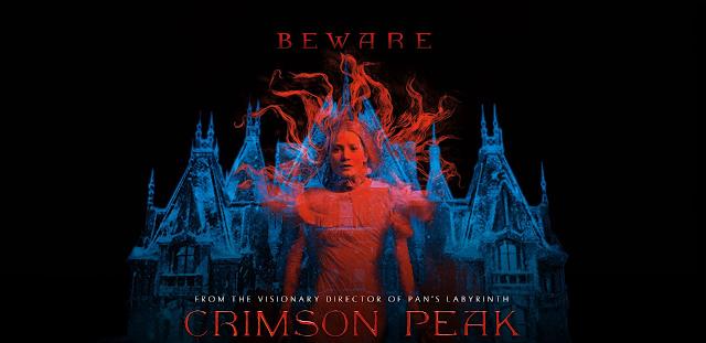 Crimson Peak Buch