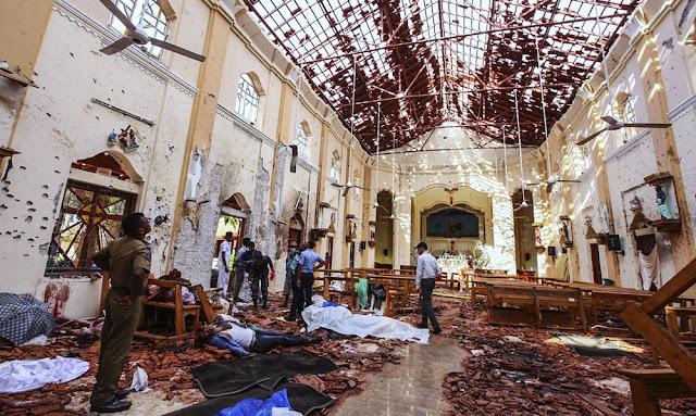 Los atentados de Sri Lanka - Fotos