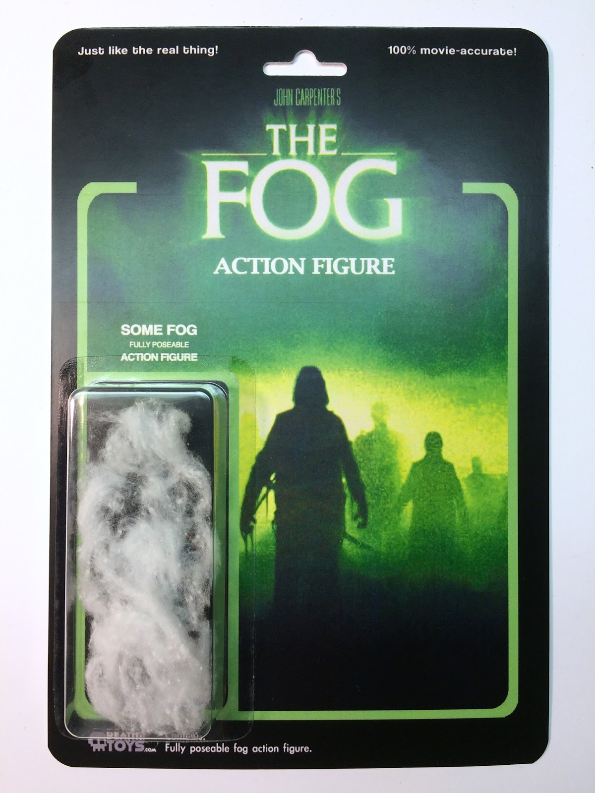 Death By Toys Introducing The Fog The Action Figure