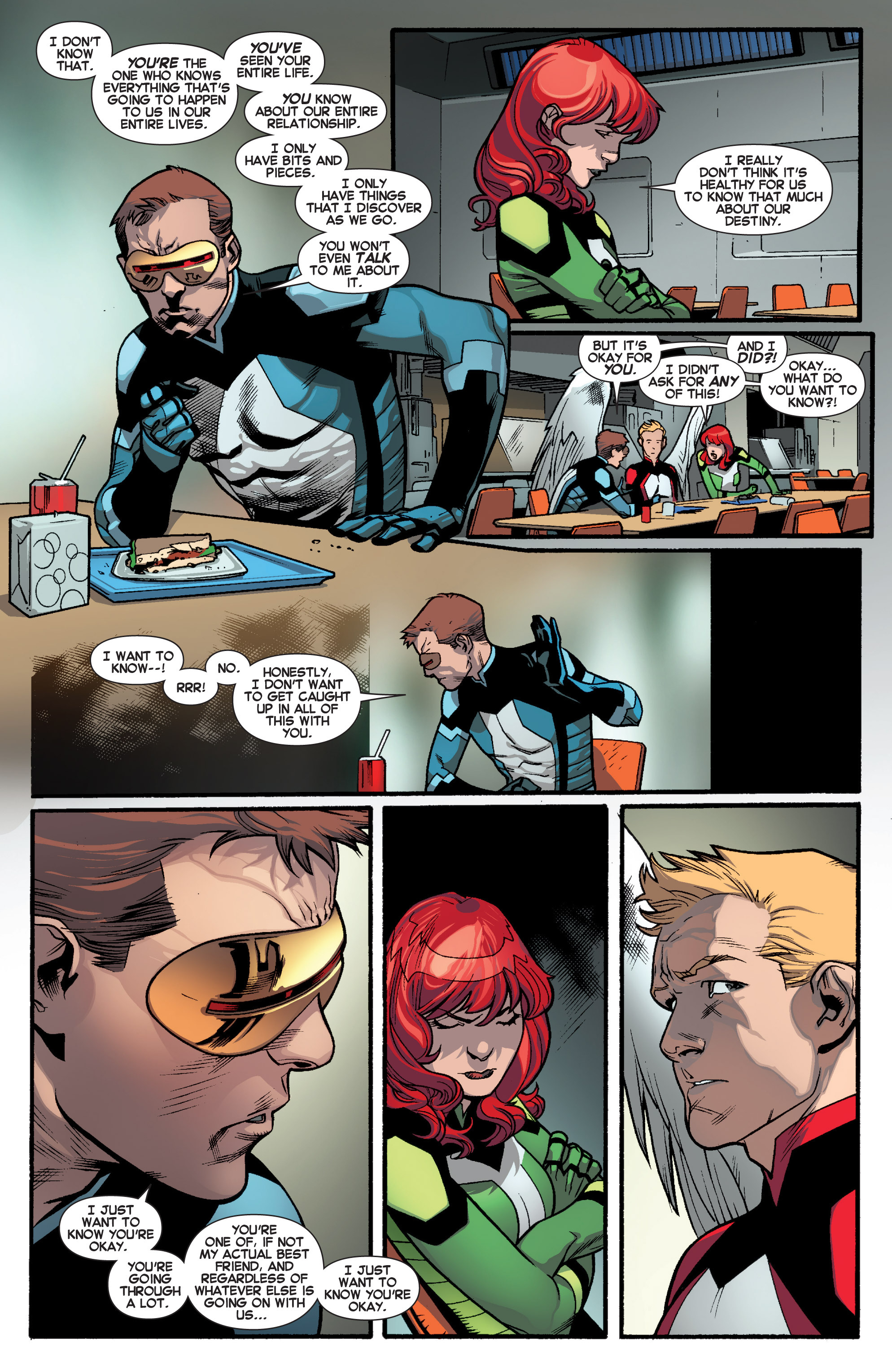 Read online All-New X-Men (2013) comic -  Issue #22 - 7