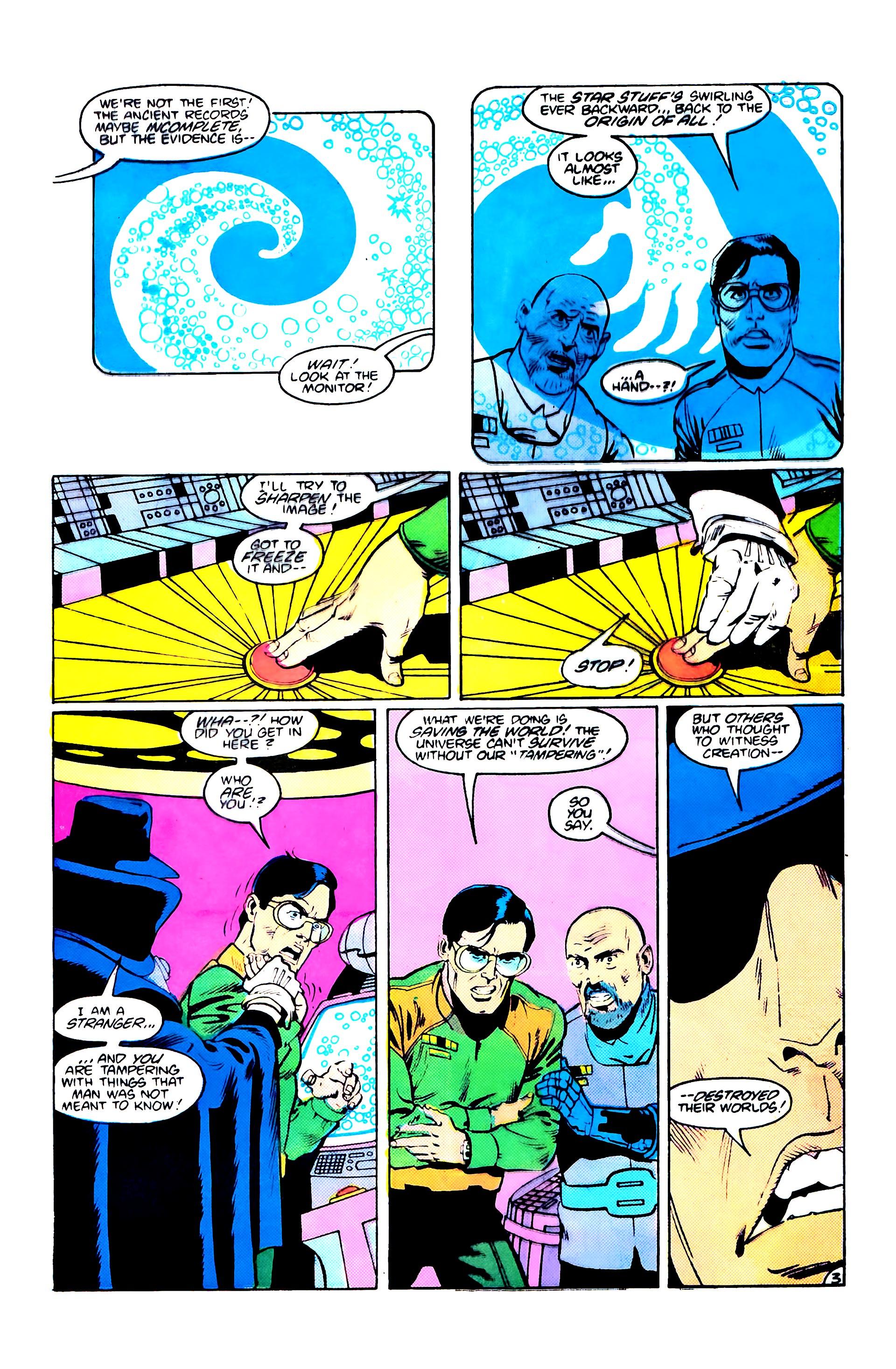 Read online Secret Origins (1986) comic -  Issue #10 - 29