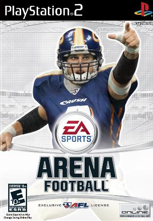 arena ea - EA Arena Football For free PS2 Torrents