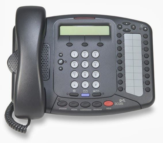 What Is The Default Password For a 3COM NBX 3102 Phone? | Dotcom