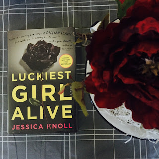 Book Chat: Luckiest Girl Alive | Jessica Knoll