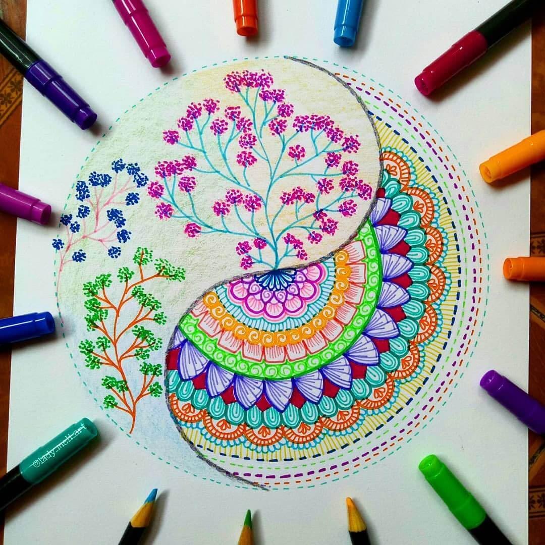 10-Petals-lady-meli-art-Precision-in-Geometric-Mandala-Drawings-www-designstack-co